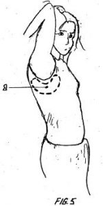 armpit-pad